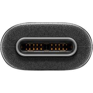 USB C Stecker auf Micro USB Buchse / USB A Buchse GOOBAY 66254
