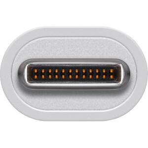 USB 3.1 Kabel, C Stecker auf C Stecker, 0,5 m GOOBAY 67193