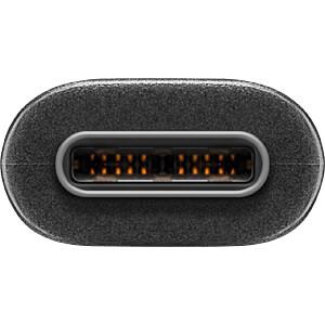 USB 3.0 Kabel, B Stecker auf C Stecker, 1 m GOOBAY 67986