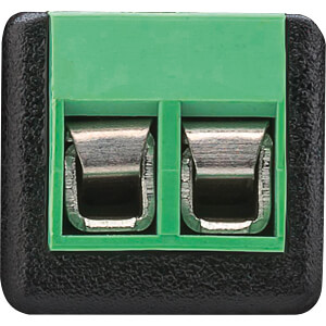 Terminal Block 2-pin > Cinch-Stecker GOOBAY 76740
