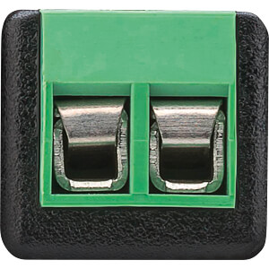Terminal Block 2-pin > DC-Stecker (5,50 x 2,10 mm) GOOBAY 76747