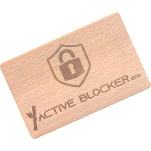 GRANHIN AB RFIDB - GranHin Active Blocker eco Bambus Karte