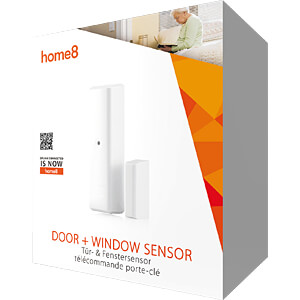 Smart Home Tür-/Fenster-Sensor HOME8 H8-DW1
