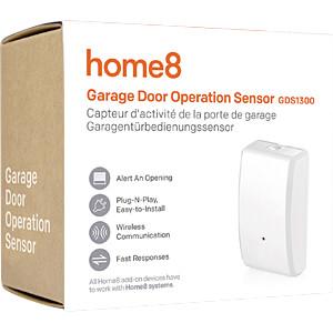 Smart Home Neigungssensor, fest installiert HOME8 H8-GDS1