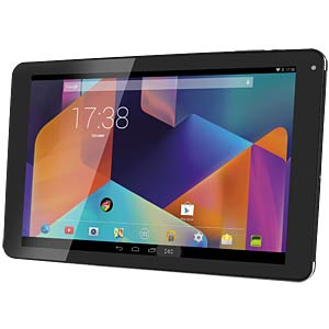 25.7 cm - 8 GB - 0.6 kg - Android 4.4.x - 3G HANNSPREE SN1AW72B