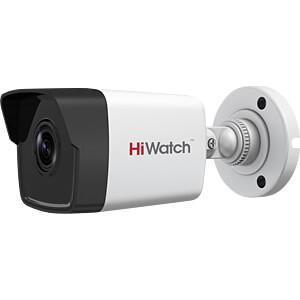 Netzwerk-Videorekorder, Set inkl. 4 Kameras HIWATCH HWS440