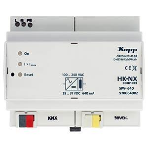 Netzteil für HK-NX Komponenten 640 mA KOPP 970064002