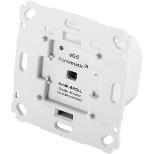 Rollladenaktor für Markenschalter HOMEMATIC IP 151322A0