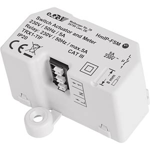 Schalt-Mess-Aktor - Unterputz HOMEMATIC IP 142721A0