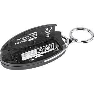 Schlüsselbundfernbedienung - 4 Tasten uni HOMEMATIC IP 140740A0