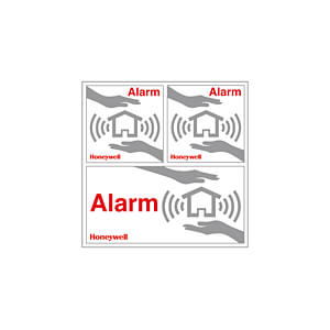 HONEY HS3WS2S - Fenster Aufkleber-Set ''Alarm''