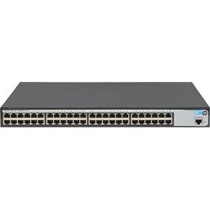 Switch, 48-Port, Gigabit Ethernet HEWLETT PACKARD ENTERPRISE JG914A
