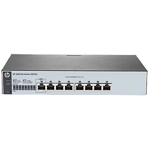 HP 1820-8G Switch - 8x 10/100/1000 MBit/s HEWLETT PACKARD J9979A