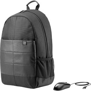 Laptop, Rucksack und Maus, 15,6 HEWLETT PACKARD 1FK04AA#ABB