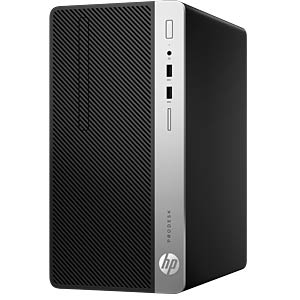 PC-Komplettsystem, Intel i7-7700, 8GB, SSD HEWLETT PACKARD 1JJ76EA