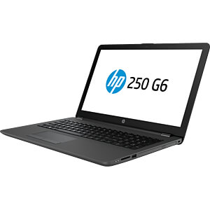 Laptop, HP 250 G6, SSD, Windows 10 Pro HEWLETT PACKARD 4BD23ES#ABD