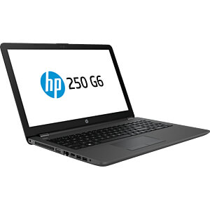 Laptop, HP 250 G6, SSD, Windows 10 Pro HEWLETT PACKARD 4LT27ES#ABD