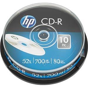 HP CRE00019 - CD-R 700MB/80min 52x