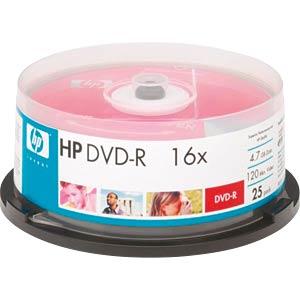 HP DME00024 - DVD-R 4.7GB/120Min