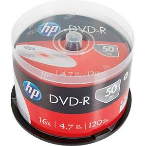 HP DME00025 - DVD-R 4.7GB/120Min