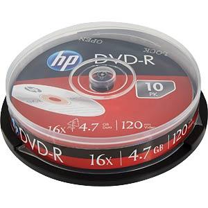 HP DME00026 - DVD-R 4.7GB/120Min