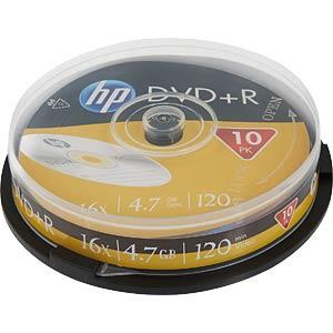 HP DRE00027 - DVD+R 4.7GB/120Min