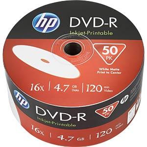 HP DME00070WIP - DVD-R 4.7GB/120Min
