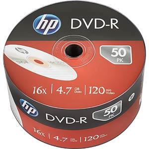 HP DME00070 - DVD-R 4.7GB/120Min