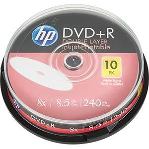 HP DRE00060WIP - DVD+R DL 8.5GB/240min