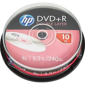 HP DRE00060 - DVD+R DL 8.5GB/240min