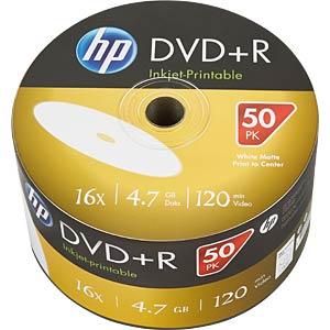 HP DRE00070WIP - DVD+R 4.7GB/120Min