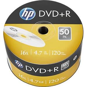 HP DRE00070 - DVD+R 4.7GB/120Min