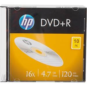 HP DRE00085 - DVD+R 4.7GB/120Min