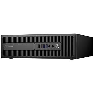i5-6500 - 8GB - 256GB SSD - W10Pro HEWLETT PACKARD X3J19EA#ABD