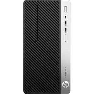 PC-Komplettsystem, Intel i5-8500, 8GB, SSD HEWLETT PACKARD 4CZ56EA#ABD
