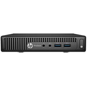 i3-6100T - 8GB - 256GB SSD - W10Pro HEWLETT PACKARD W4A87EA#ABD