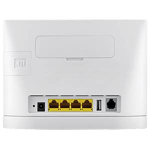 WLAN Router 2.4 GHz LTE 150 MBit/s HUAWEI B315S-22