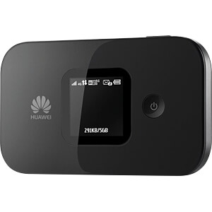 WLAN Hotspot 2.4 GHz 450 MBit/s mobil HUAWEI E5577-S