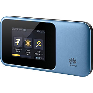 WLAN Hotspot 2.4/5 GHz 1000 MBit/s mobil HUAWEI E5788