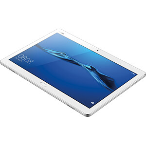 25,6cm - 32GB - 0,5kg - Android 7.0 - white - LTE HUAWEI 53018688