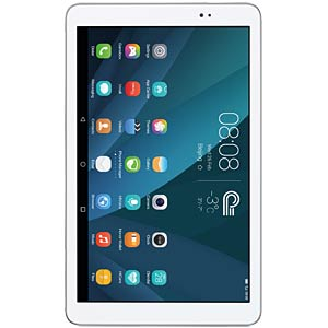 24,4cm - 16GB - 0,45kg - 8h - Android 4.4 HUAWEI 53014574
