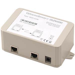 Optischer Netzwerk-Überspannungsschutz HWU ELEKTRONIK 4600-0246