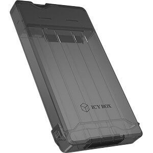 external enclosure for 2,5 HDD/SSD, USB 3.1 type-C, SATA ICYBOX IB-235-C31