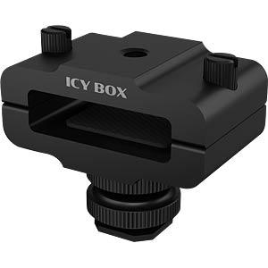 ICY IB-CA100 - Blitzschuh-Klemme für externen Speicher