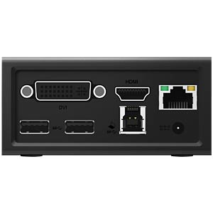 4K Multiport-Dockingstation für Notebooks/PCs ICYBOX 20854