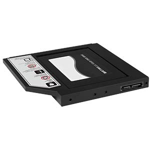 "Adapter 2.5"" (6.35 cm) SSD/hard drives in notebooks. ICYBOX 70642"