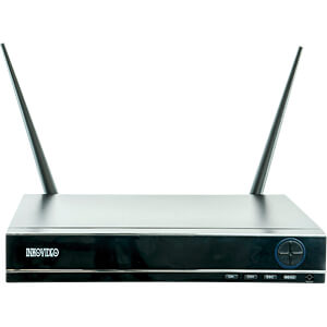 Netzwerk-Videorekorder, Set inkl. 2 Kameras INKOVIDEO INKO-22MB
