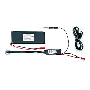 WLAN Mini Überwachungskamera INKOVIDEO INKO-BWC-02