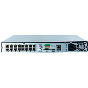 Netzwerk-Videorekorder 16-Kanal INKOVIDEO NVR-4K-16P