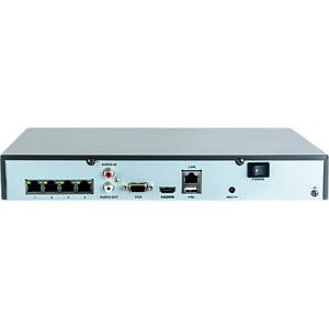 Netzwerk-Videorekorder 4-Kanal INKOVIDEO NVR-4K-4P